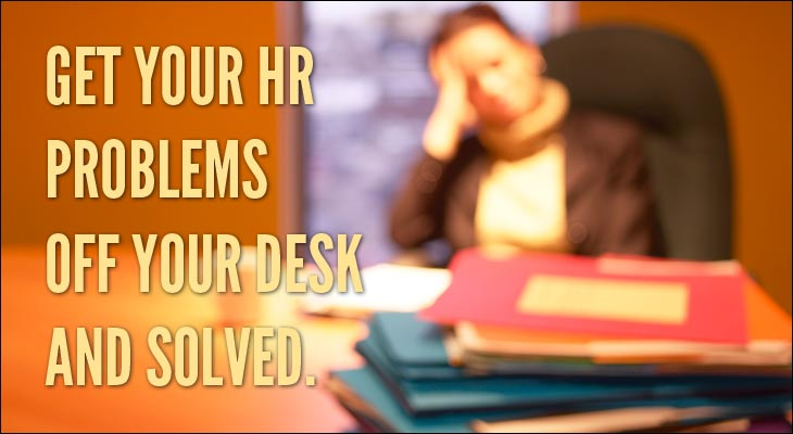 hr problems solved