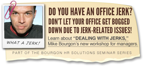 working with jerks seminar