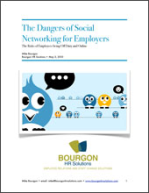 free guide to the dangers of social media for employers